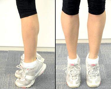 як накачати ноги в домашніх умовах за тиждень
