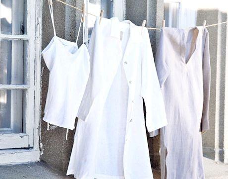 Як накрохмалити тканину, різні шляхи вирішення