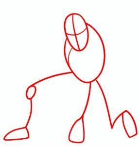 малюнки залізної людини олівцем