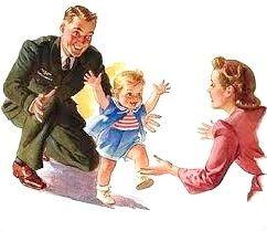 як навчити дітей ходити