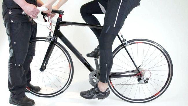 Велосипед по зростанню