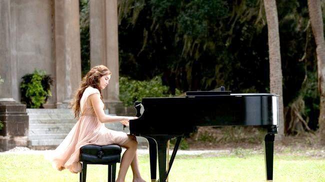 Вчимося грати на піаніно