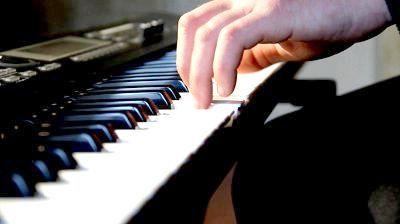 піаніно грати з нотами
