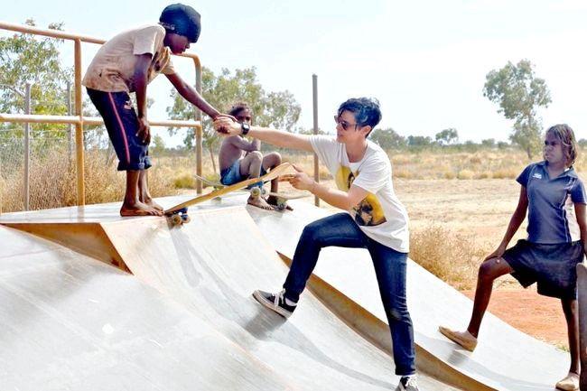 як правильно кататися на скейті