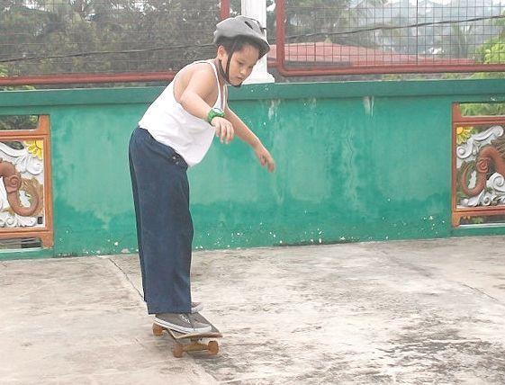 де навчитися кататися на скейті