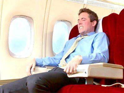 боюся літати на літаку