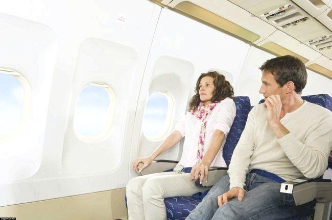 страх польоту на літаку