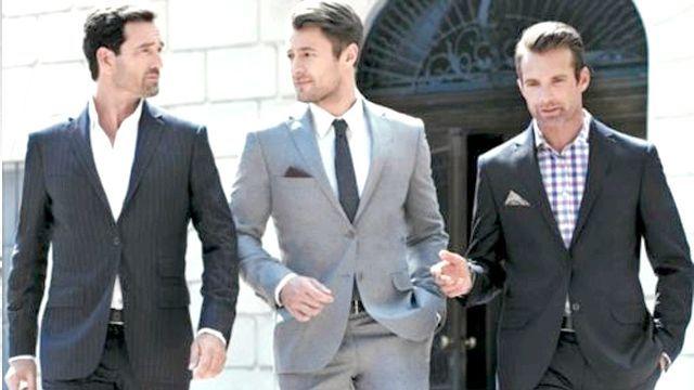 як одягтися на весілля чоловікові