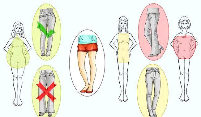 як визначити тип фігури жінки