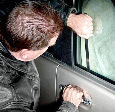 відкрити двері автомобіля без ключа