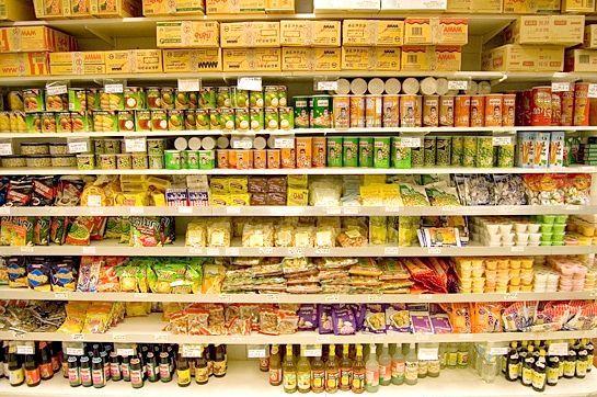 Як відкрити магазин продуктів і товарів?