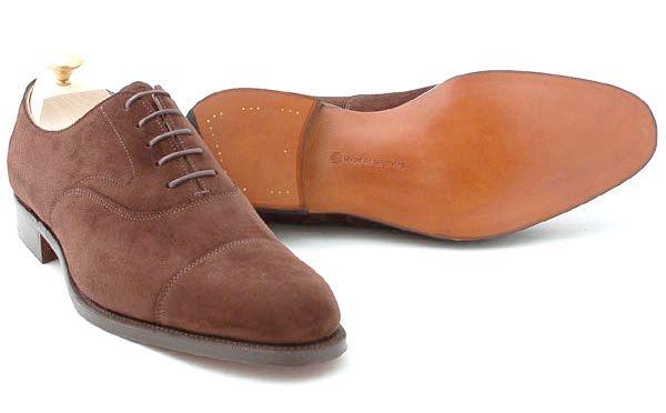 як почистити замшеве взуття