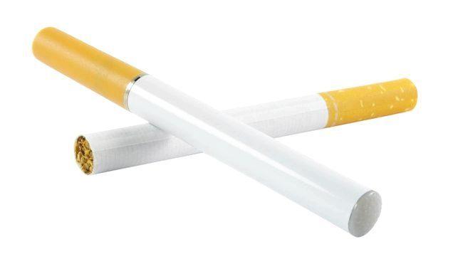 як користуватися електронною сигаретою