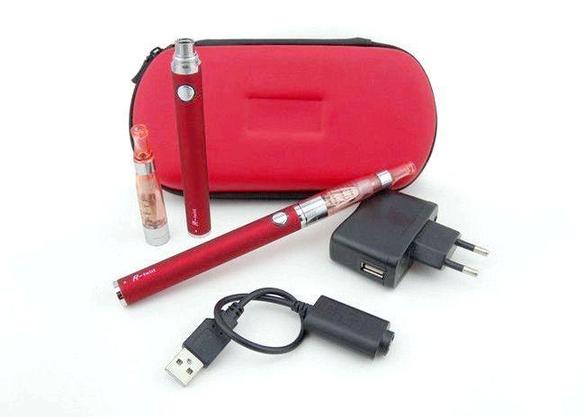 як користуватися електронною сигаретою evod