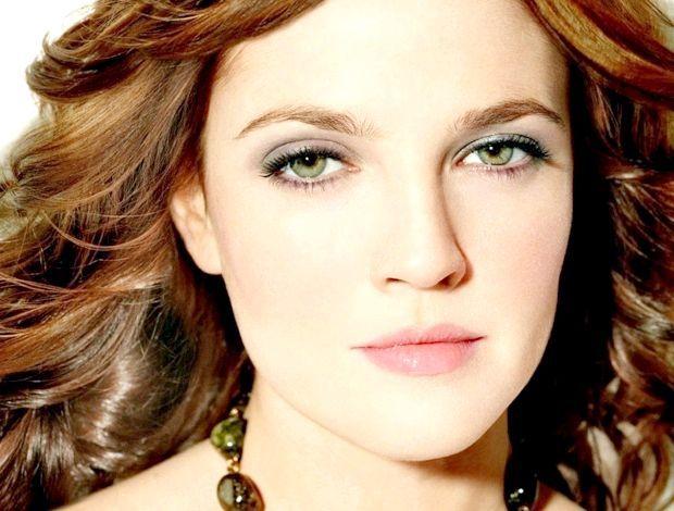макіяж для сіро зелених очей