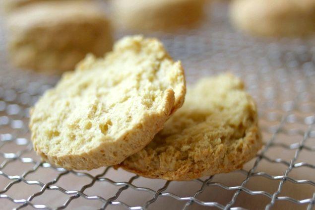 просте печиво на кефірі