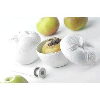 Як приготувати печені яблука в мікрохвильовці