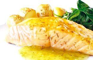 смачна риба в духовці