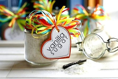 чим можна замінити ванільний цукор