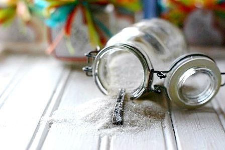 пакетик ванільного цукру