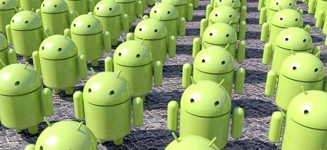 як прошити андроїд