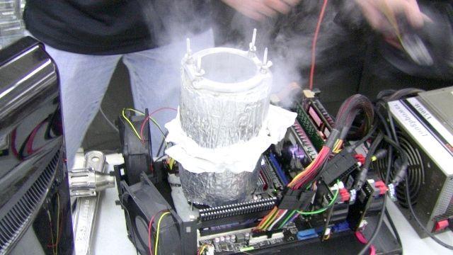 Як розігнати процесор через біос