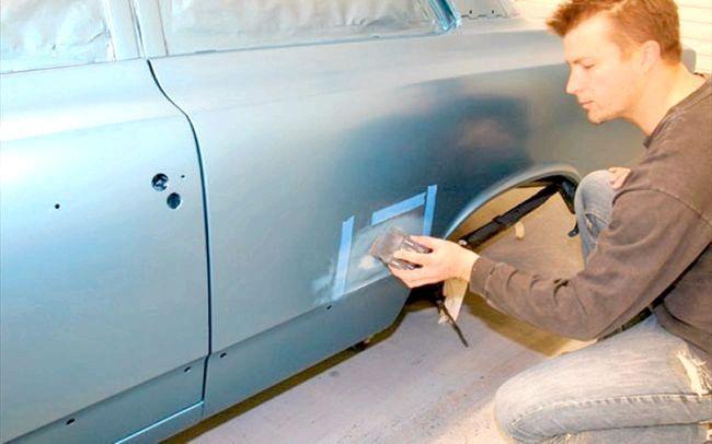 як правильно пофарбувати автомобіль