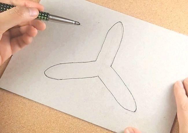 бумеранг своїми руками з паперу
