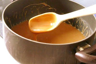 карамель з цукру