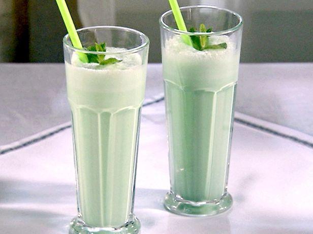коктейль з морозива і молока