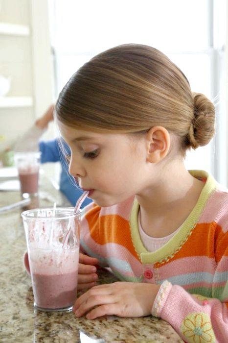 як зробити молочний коктейль в домашніх умовах міксером