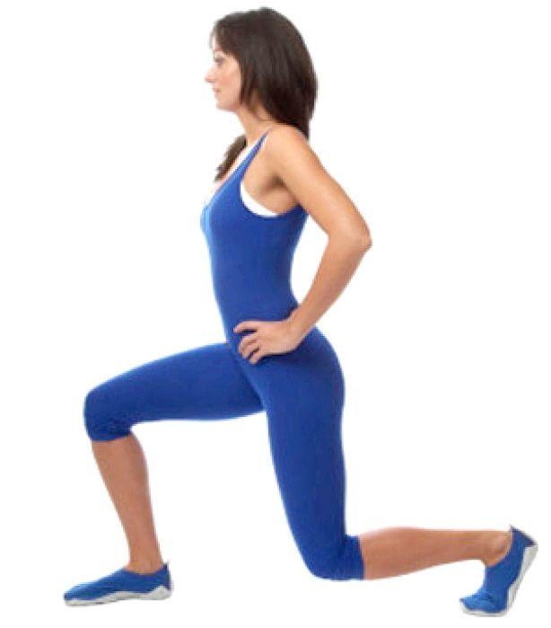 як накачати красиво ноги