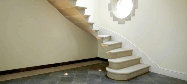 кам'яні сходи