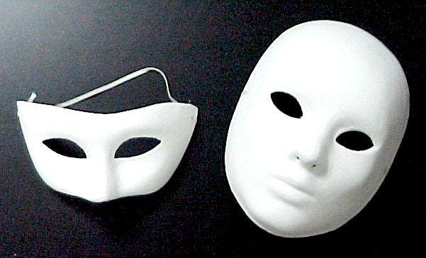 Як зробити маску красивою