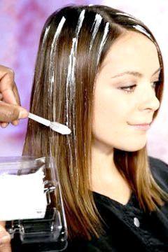 мелірування волосся в домашніх умовах