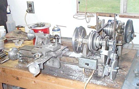 саморобний токарний верстат по металу