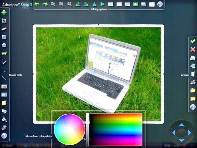 Зробити скріншот екрану на ноутбуці
