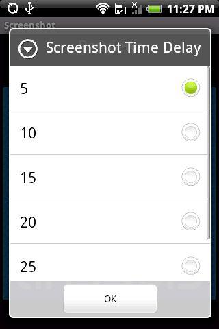 як зробити скріншот на андроїд