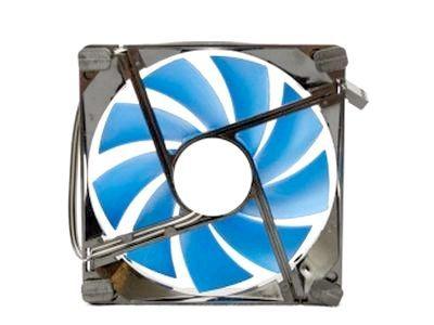 Як зробити вентилятор з кулерів, cd-дисків, проводков і моторчиков