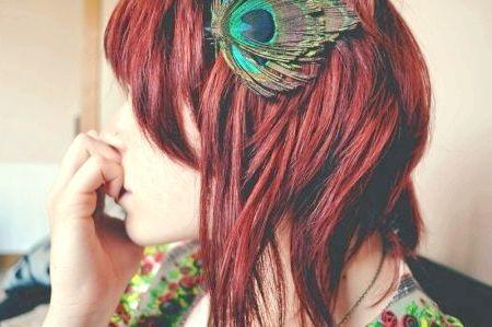 Як змити хну з волосся після фарбування