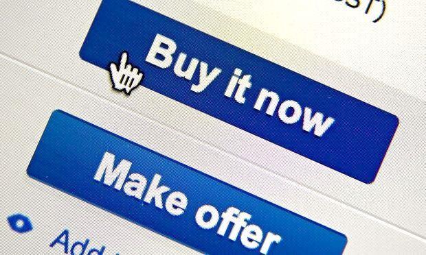 як робити покупки на ebay