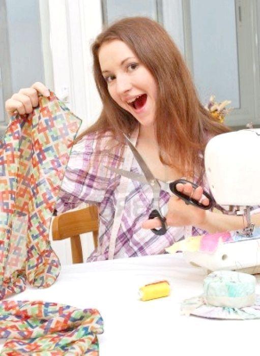 як зшити плаття