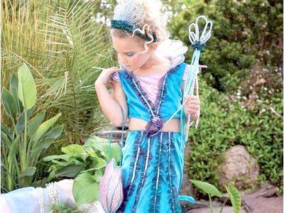 карнавальний костюм русалки