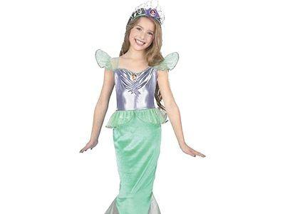 дитячий костюм русалки