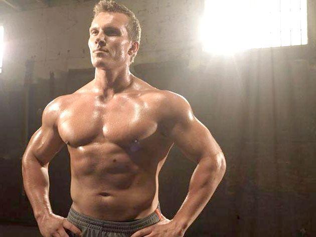 зміцнення м'язів рук, грудей і спини