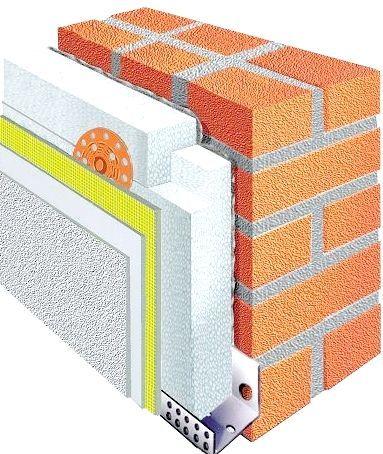 як утеплити фундамент будинку зовні