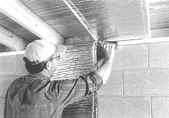 Як утеплити стелю в приватному будинку за допомогою сучасних матеріалів?