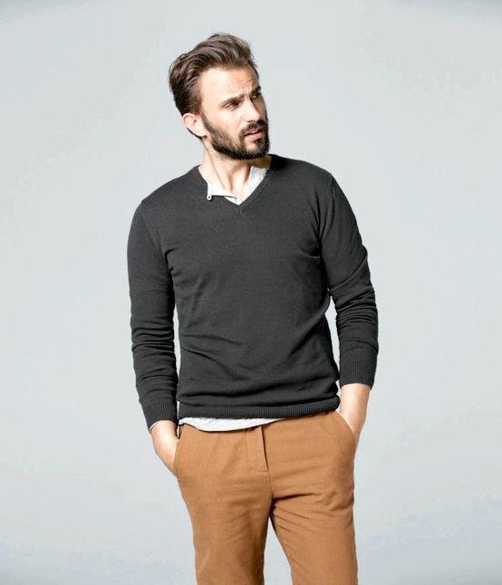 Як дізнатися чоловічий розмір одягу?