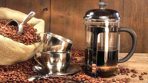 як варити каву в кавоварці