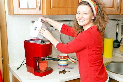як варити каву в каструлі
